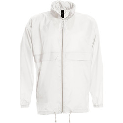 Vêtements Homme Coupes vent B And C Sirocco Blanc