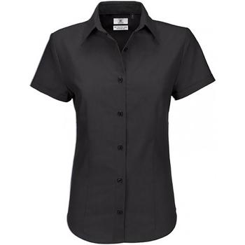 Vêtements Femme Chemises / Chemisiers B And C SWO04 Noir