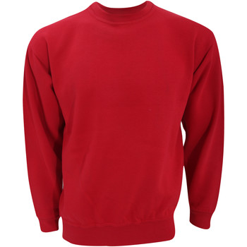 Vêtements Sweats Ultimate Clothing Collection UCC001 Rouge
