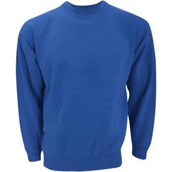Vêtements Sweats Ultimate Clothing Collection UCC001 Bleu royal