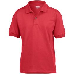 Vêtements Enfant Polos manches courtes Gildan 8800B Rouge