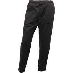 Vêtements Homme Pantalons cargo Regatta TRJ331R Noir