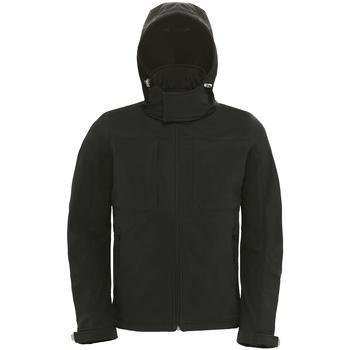 Vêtements Homme Coupes vent B And C Softshell Noir