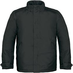 Vêtements Homme Coupes vent B And C Real+ Noir