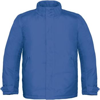 Vêtements Homme Coupes vent B And C Real+ Bleu roi
