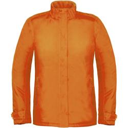 Vêtements Femme Coupes vent B And C Real+ Orange