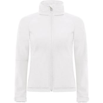 Vêtements Femme Coupes vent B And C Premium Blanc