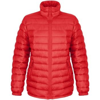 Vêtements Femme Doudounes Result R192F Rouge
