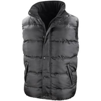 Vêtements Homme Doudounes Result R223X Noir