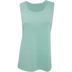 Vêtements Femme Débardeurs / T-shirts sans manche Bella + Canvas Flowy Menthe