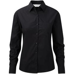 Vêtements Femme Chemises / Chemisiers Russell Work Noir