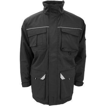 Vêtements Homme Manteaux Result R301X Noir