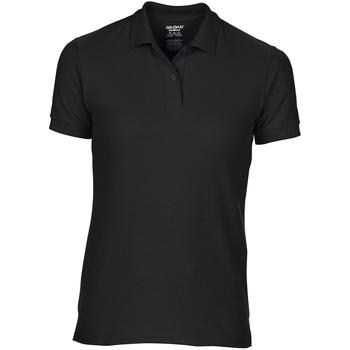 Vêtements Femme Polos manches courtes Gildan 75800L Noir
