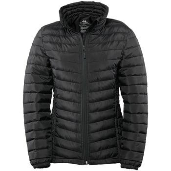 Vêtements Femme Doudounes Tee Jays TJ9631 Noir