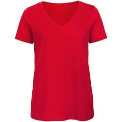 Vêtements Femme Tous les vêtements B And C Organic Rouge