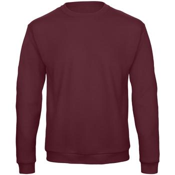 Vêtements Sweats B And C ID. 202 Bordeaux