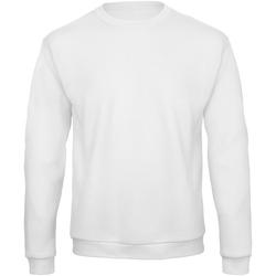 Vêtements Sweats B And C ID. 202 Blanc