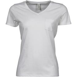 Vêtements Femme T-shirts manches courtes Tee Jays TJ5003 Blanc