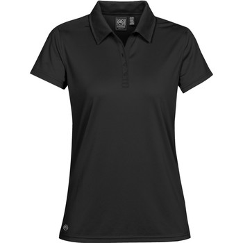 Vêtements Femme Polos manches courtes Stormtech Pique Noir