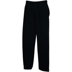 Vêtements Homme Pantalons de survêtement Fruit Of The Loom 64032 Noir