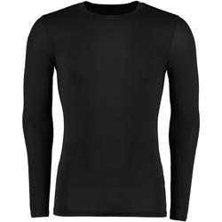 Vêtements Homme T-shirts manches longues Gamegear Warmtex Noir