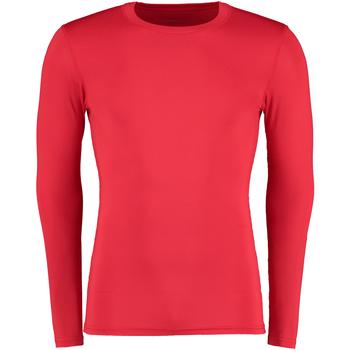 Vêtements Homme T-shirts manches longues Gamegear Warmtex Rouge