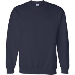 Vêtements Homme Sweats Gildan DryBlend Bleu marine