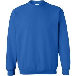 Vêtements Sweats Gildan 18000 Bleu roi