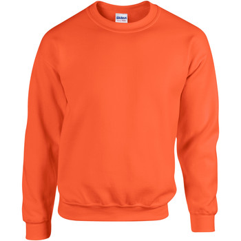 Vêtements Sweats Gildan 18000 Orange