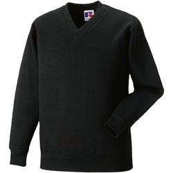 Vêtements Enfant Sweats Jerzees Schoolgear 272B Noir