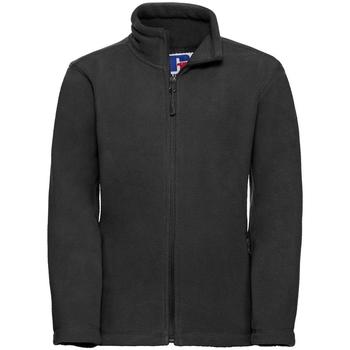 Vêtements Garçon Polaires Jerzees Schoolgear 8700B Noir