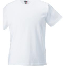 Vêtements Enfant T-shirts manches courtes Jerzees Schoolgear Classics Blanc