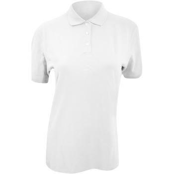 Vêtements Femme Polos manches courtes Kustom Kit KK705 Blanc