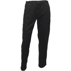 Vêtements Homme Pantalons cargo Regatta TRJ330L Noir