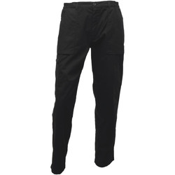 Vêtements Homme Pantalons cargo Regatta TRJ330R Noir