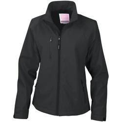 Vêtements Femme Coupes vent Result Breathable Noir