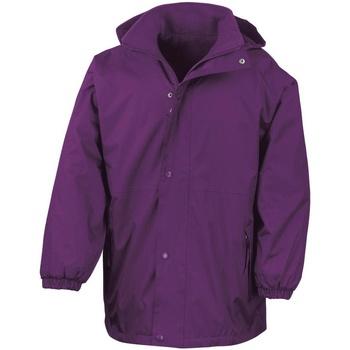 Vêtements Homme Coupes vent Result R160X Violet