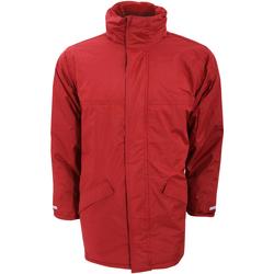 Vêtements Homme Parkas Result R207X Rouge