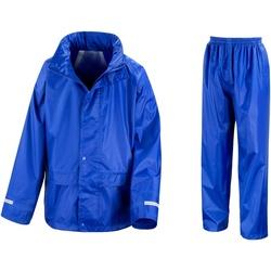 Vêtements Enfant Ensembles de survêtement Result R225J Bleu roi