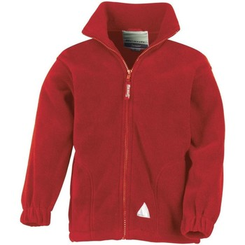 Vêtements Enfant Polaires Result Active Rouge