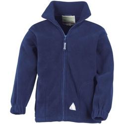 Vêtements Enfant Polaires Result R36JY Bleu roi