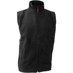 Vêtements Homme Gilets / Cardigans Result R37X Noir