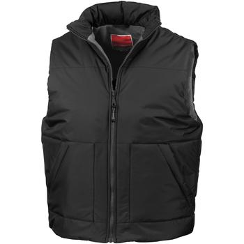 Vêtements Femme Gilets / Cardigans Result R44X Noir