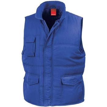 Vêtements Homme Gilets / Cardigans Result R94X Bleu royal