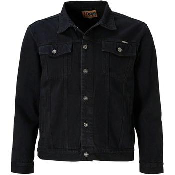 Vêtements Homme Vestes en jean Duke Trucker Noir