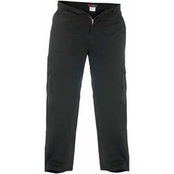 Vêtements Homme Pantalons Duke Cargo Noir
