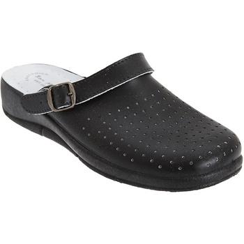 Chaussures Femme Sabots Dek Swivel Noir