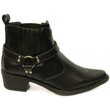Chaussures Homme Boots Us Brass  Noir