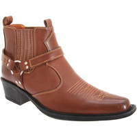 Chaussures Homme Boots Us Brass  Marron