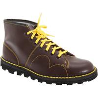 Chaussures Homme Boots Grafters Original Bordeaux